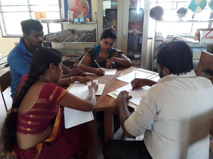 Система на обучение в Шри Ланка